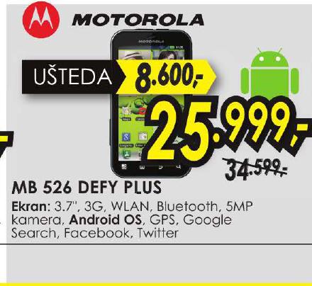 Mobilni Telefon MB 526