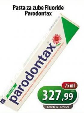 Pasta za zube Fluoride