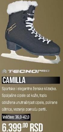 Klizaljke Camilla