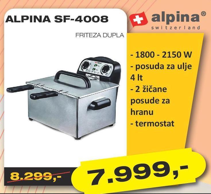 Friteza SF-4008