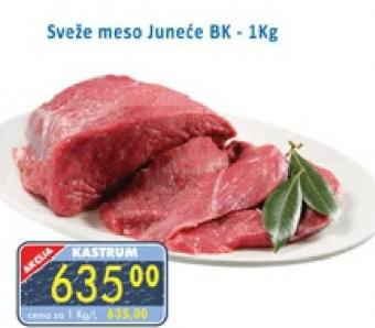 Juneće meso b/k