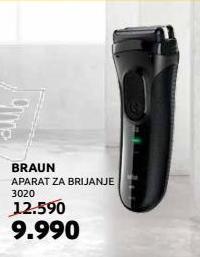 Aparat za brijanje 3020