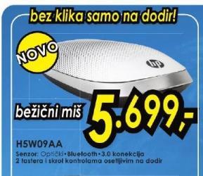 Miš bežični H5W09AA