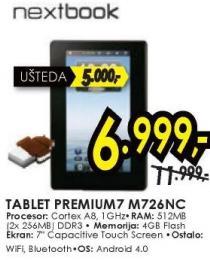 Tablet Premium7 M726NC