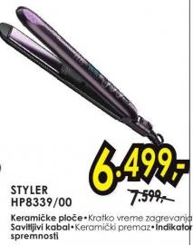 Styler za kosu HP8339/00