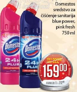 Sredstvo za čiscenje sanitarija blue power