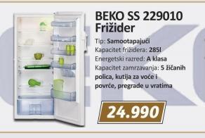 Frižider SS 229010