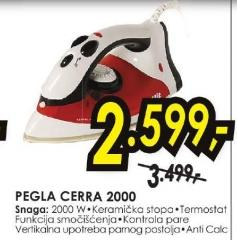 Pegla Cerra 2000
