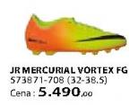 Fudbalske kopačke JR Mercurial Vortex FG