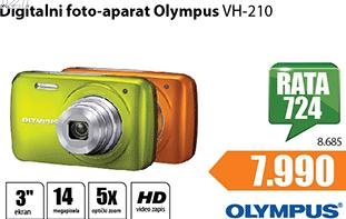 Digitalni foto-aparat VH-210