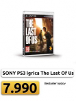Igrica PS3 The Last of Us