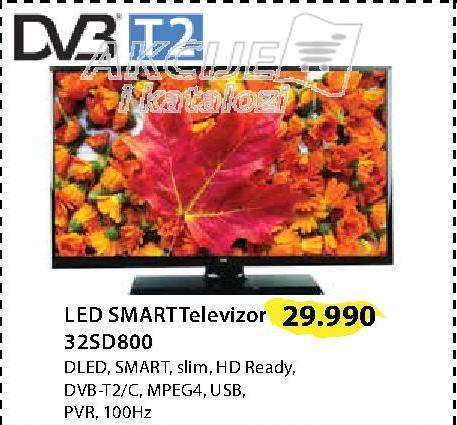 "Televizor LED 32"" 32SD800"