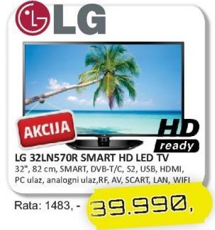 """Televizor LED 32"""" 32LN570R"""