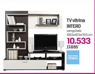 TV vitrina Intero