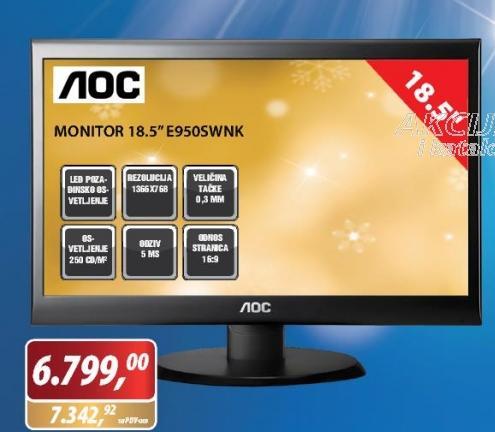 Monitor E950Swn