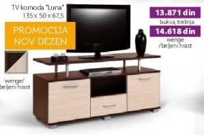 TV Komoda Luna