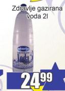 Mineralna voda gazirana Zdravlje