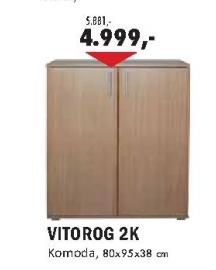Komoda VITOROG 2K