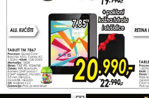 Tablet TM-7867