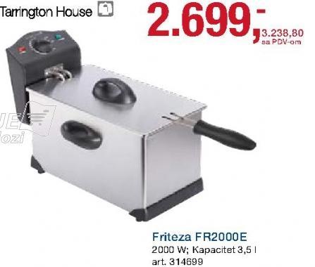 Friteza Fr2000e