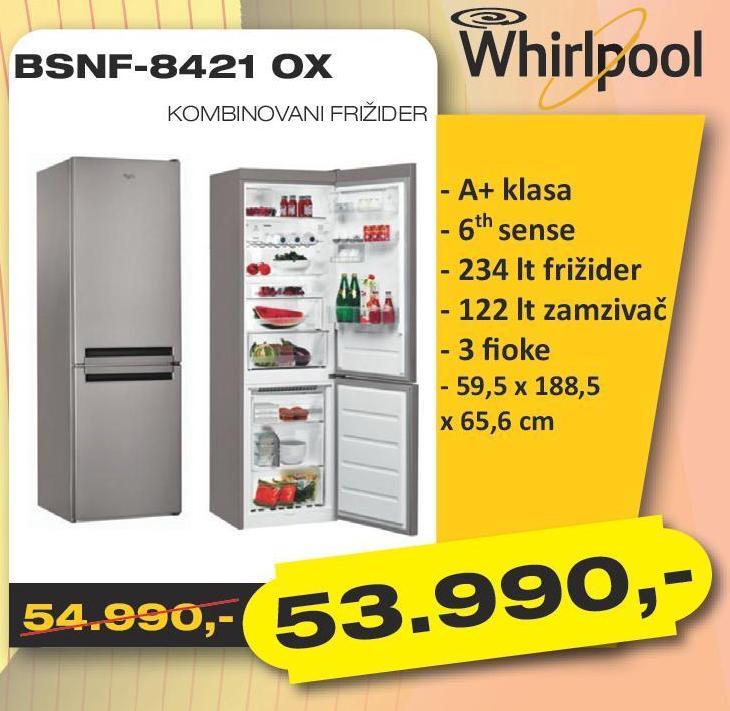 Frižider Bsnf 8421 OX