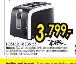 Toster 18535 56