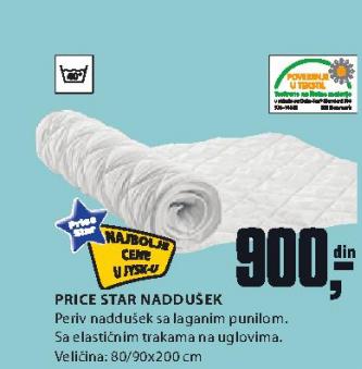Naddušek PriceStar