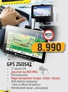 GPS Navigacija  2GO547