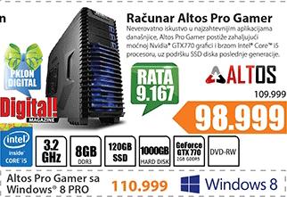 Računar Pro Gamer