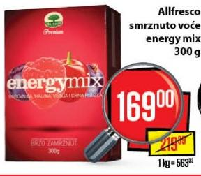 Smrznuti energy mix