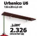 Polica Urbanico U6