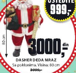 Deda Mraz Dasher