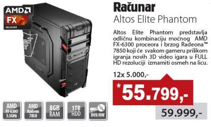 Računar Altos Elite Phantom