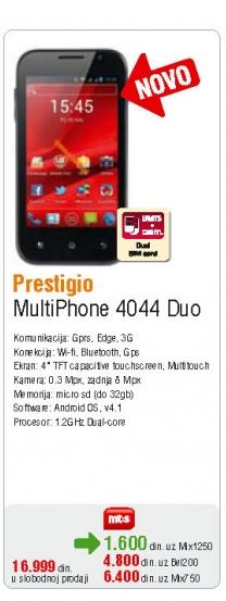 Multiphone 4044 Duo