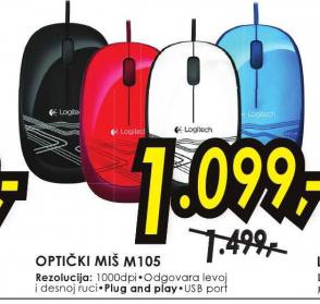 Optički miš M105