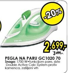 Pegla Gc 1020 70