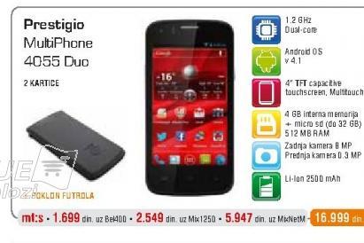 Mobilni telefon 4055 Duo