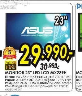 Monitor MX239H