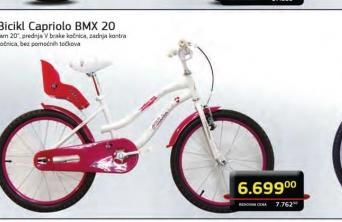 Bicikl BMX 20