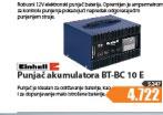 Punjač akumulatora BT-BC 10 E