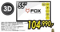 LED LCD TV 55LE243
