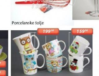 Porcelanske šolje