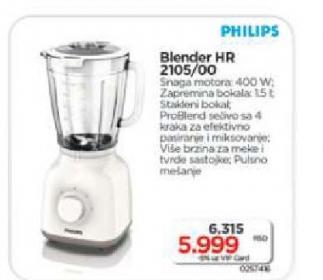 Blender HR 1602