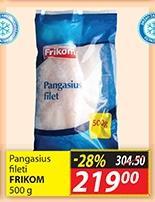 Pangasius filet