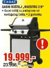 Gasni roštilj ''Maestro 2B'', CADAC