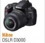 Fotoaparat DSLR D3000