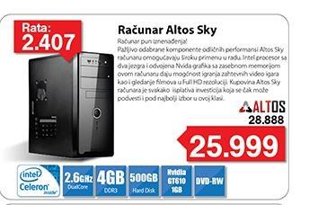 Računar Altos Sky