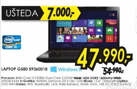 Laptop G580 59360018