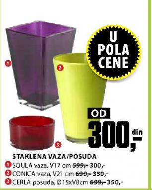 Staklena POSUDA