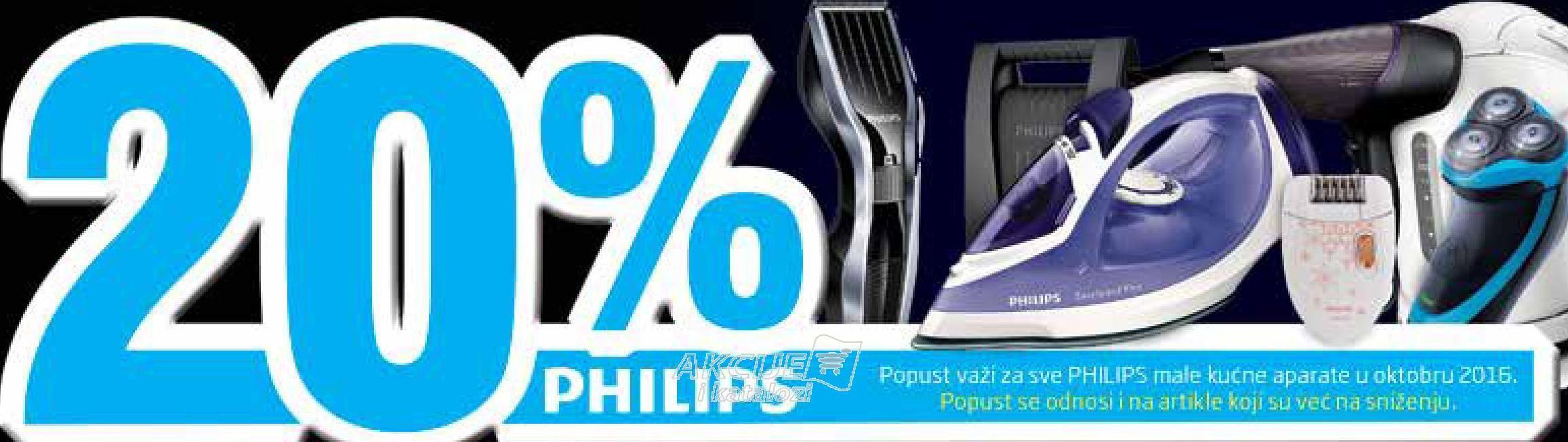 Philips aparati